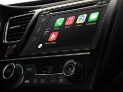 Apple CarPlay Ports iOS Over to Luxury Car Dashboards