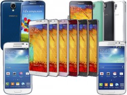 Top 10 Best Samsung Android Smartphones To Buy This March 2014