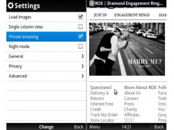 Opera Mini 8 Launched For Java and BlackBerry Phones With Better UI, Private mode and More