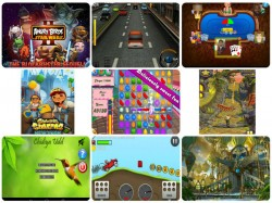 Top 10 Massively Downloaded Free Android Gaming Apps