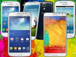 Top 10 Best Samsung Smartphones You Could Buy In India This April 2014