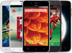 Lava Iris Pro 20 Android Smartphone Vs Top 10 Android Quad Core Smartphone Competitors