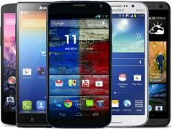 Top 20 Best Quad-Core Smartphones To Buy In April 2014