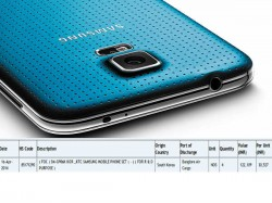 Samsung Galaxy S5 Prime With 2K Display Spotted On Indian Site