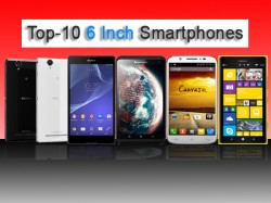 Top 10 Smartphones Offering 6-inch Plus Display Screen You Could Buy in India
