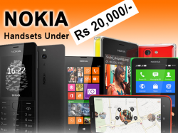 Top 10 Nokia Handsets With Decent Camera Offering Under Rs 20,000 To Buy in India