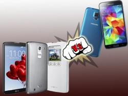 LG G Pro 2 Vs Samsung Galaxy S5: Will Big Prices Mean Bigger Presence?