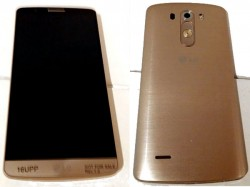 LG G3 Gold Variant Leaks Online: Features 2K Display, Impressive Camera Features