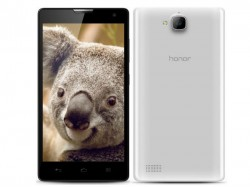 Huawei Honor 3C With Quad Core CPU, 5MP Front Camera Launched at Rs 14,999 in India