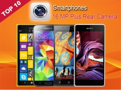 Top 10 Smartphones with 16 MP, 18 MP, 20 MP Plus upto 41 MP Rear Camera To Buy In India