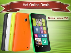 Nokia Lumia 630 Dual Now Available at Rs 11,500: Top 10 Worthy Online Deals To Buy It In India