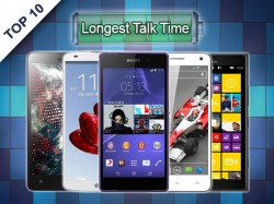 Top 10 Latest Smartphones That Offer Longest Talk Time