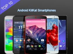Top 10 Value-For-Money Android KitKat Mobile Phones To Buy In India