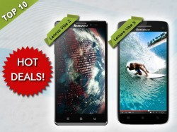 Lenovo Vibe Z and Vibe X to Get Android 4.4 Kitkat: Top 10 Online Deals if you want to Buy