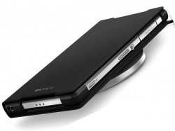 Sony Unveils Wireless Charging Cover, Charging Plate WCH10 For Xperia Z2