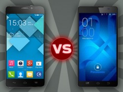 Alcatel One Touch IDOL X+ Vs Panasonic P81: Octa Core is Great, But What More?
