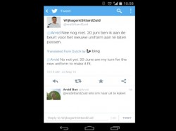 Twitter Could Introduce Bing Translation Service For Android