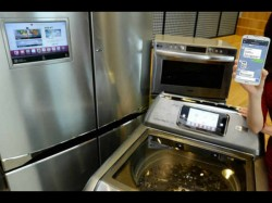LG Enters Next-Gen Home Appliance Domain with Fridges, Cookers That Chat