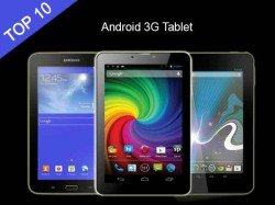 Top 10 New-Age Android Tablet PCs Supporting 3G, Voicecalling Features To Buy in India