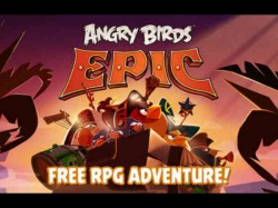 Angry Birds Epic RPG-Based Game from Rovio Now Official for iOS