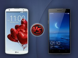 Oppo Find 7 Vs LG G Pro 2: A 'Heated' Comparison, To Say the Least