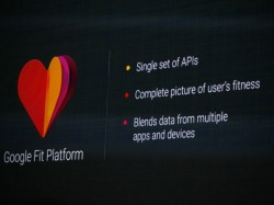 Google Fit: Fitness and Health Tracking Platform Announced
