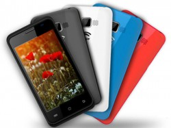 Swipe Konnect 4, Konnect 4E Launched At Rs 4,490 and Rs 3,750 With Android Jelly Bean OS