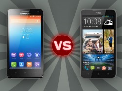 HTC Desire 516 Vs Lenovo S660: Taking the Upper Hand in the Lower League