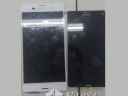 Sony Xperia Z3, Xperia Z3 Compact Leak Online
