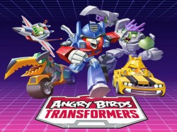 Angry Birds Transformers Announced: 5 Best Gaming Apps Released in July 2014