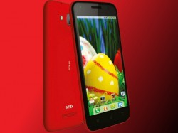 Intex Aqua Curve Mini Smartphone With Android 4.4 KitKat Released at Rs 7,290: Top 10 Android Rivals