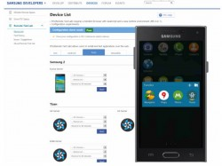 Samsung Z: First Tizen-Based Smartphone Up For Remote Test Lab