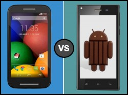 Xolo Q600s Vs Motorola Moto E: More Budget Clash on the Cards