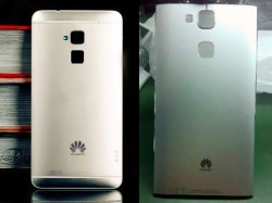 Huawei Ascend D3 Leak Shows HTC One Max-Like Design