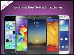 Top 10 Worldwide Best-Selling Smartphones