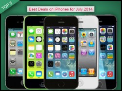 Top 5 Apple iPhone Models To Buy In India this July