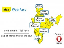 Idea Offers 200,000 Hours of Free Internet Access for Opera Mini Users
