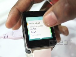 LG G Watch Hands On and First-Look: Harnessing the Power of Android Wear, Perfectly