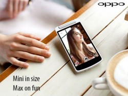 Oppo N1 mini Latest Teaser Hints at India Launch Soon