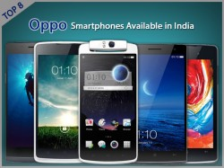 From China With Love: Top 8 Best Oppo Smartphones Available in India Right Now