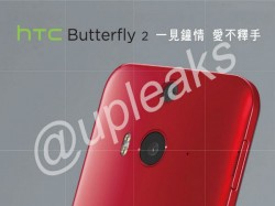 HTC Butterfly 2: Alleged Photos Leaked Ahead of International Release