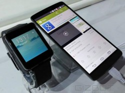 LG G Watch 2: Moto 360 Rival Could Be Launched at IFA 2014
