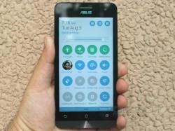 Asus ZenFone 5 Smartphone Back In Stock On Flipkart
