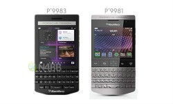 BlackBerry Porsche Design P'9983 Smartphone With Codename 'Khan' Leaked Ahead of Launch
