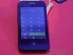 Intex Cloud FX Hands on and First Look: Firefox OS to Overtake Android in Budget Segment