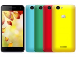 Micromax Canvas Colours 2 A120 Now Receiving Android 4.4 KitKat Update in India