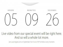 Watch Apple iPhone 6 Launch Live Streaming Here
