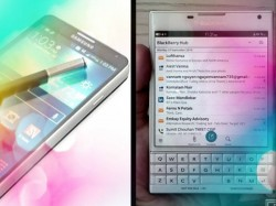 BlackBerry Passport Vs Samsung Galaxy Note 4: 5 Key Points of Difference