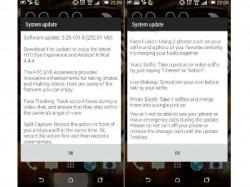 HTC One M8 In Europe Starts Receiving Eye Update