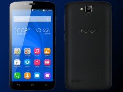 Huawei Honor Holly Launched In India At Rs 6,999: Vs Moto E, Nokia Lumia 530, Samsung core 2 Rivals